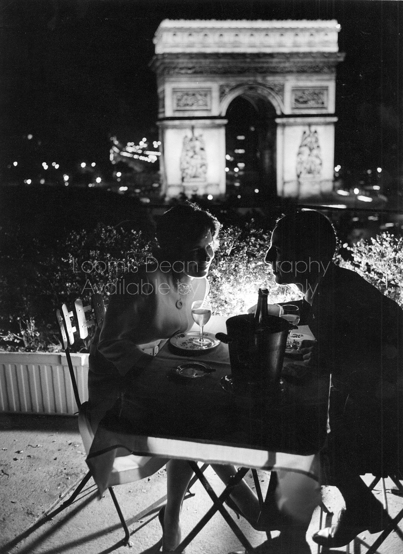 DINNER BY THE ARC DE TRIOMPHE 423