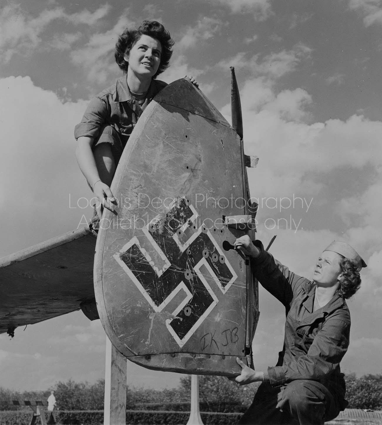 WWII NAZI TROPHY106