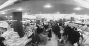 """""""Inoo-France"""" supermarket."""
