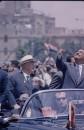 Russian Premier Khrushchev in Cairo