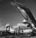 CRASHED U.S. AIR FORCE B29 085