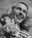 WOMAN WITH FLOWERS PORTRAIT, LIFE COVER 14 S