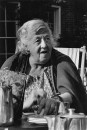 ACTRESS MARGARET RUTHERFORD