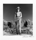 OLD MAN IN DESERT