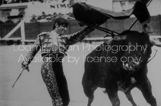 Spanish bullfighter Manuel Benitez aka El Cordobes.