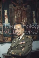 Spanish general Diez Alegria.