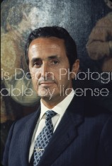 Spanish foreign minister Lopez Bravo.