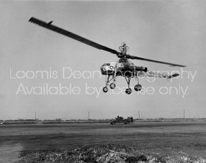 HOWARD HUGHS GIANT HELICOPTER S C169