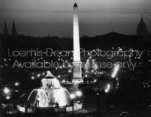 PARIS PLACE DE LA CONCORDE S 416