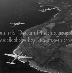 U.S. AIR FORCE WWII ROTA B29 BOMBING ATTACK 146