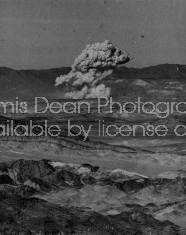 ATOM BOMB TEST NEVADA S 467